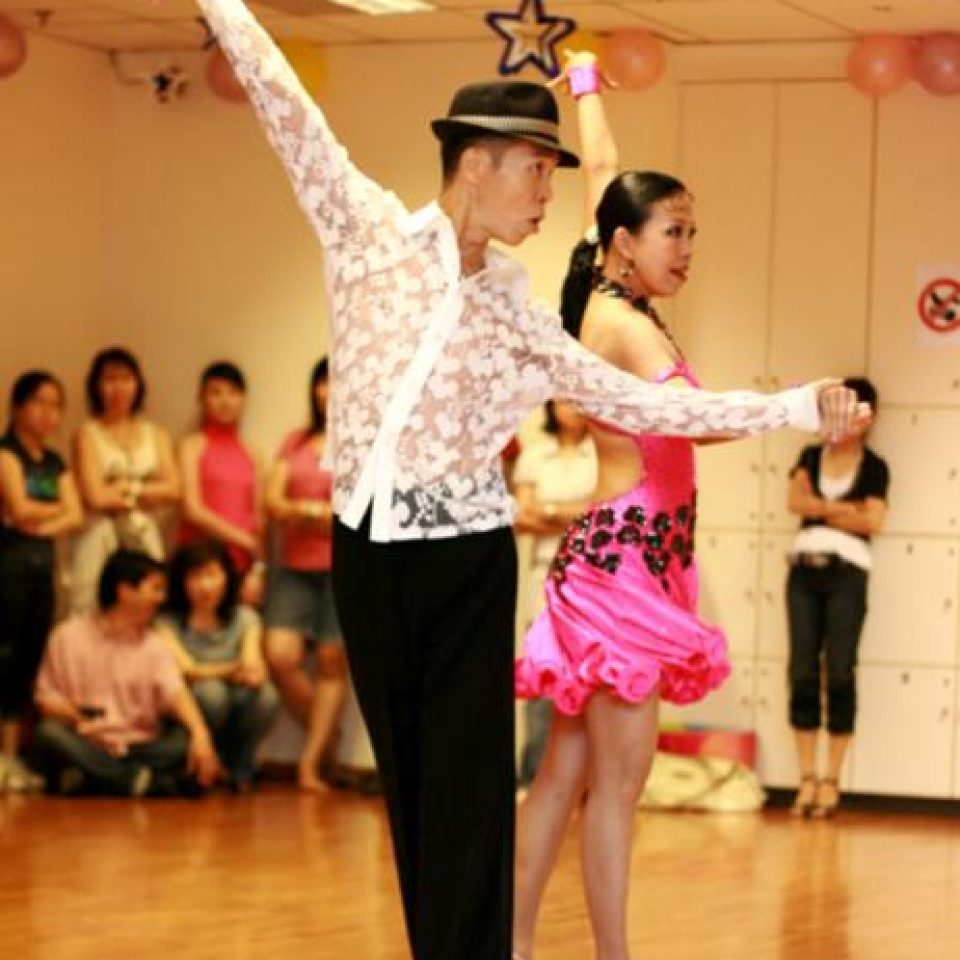 Latin Dance Class in Singapore
